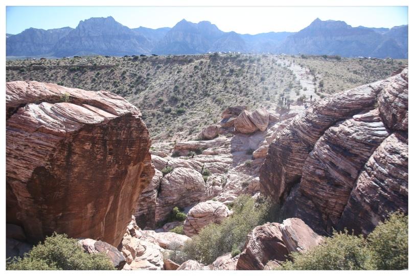 Red Rocks national park.